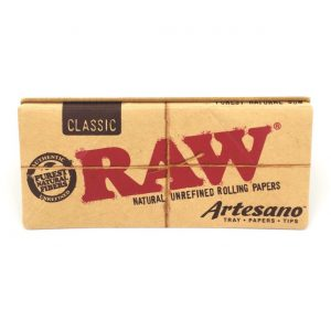 RAW-Papers-Classic-Artesano-King-Size