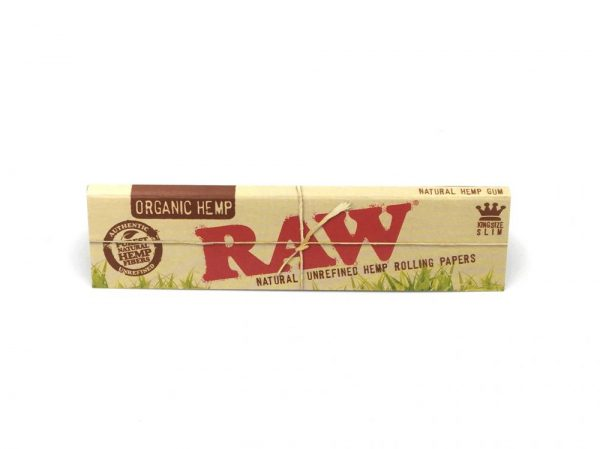 RAW-Hemp-Papers