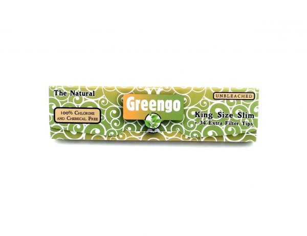 Greengo-King-Size-Slim-Papers