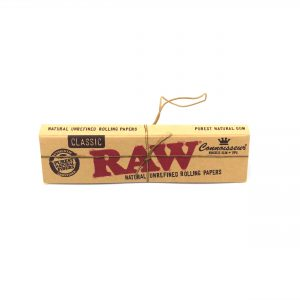 RAW-Classic-Connoisseur-King-Size-Papers
