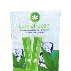 Cannafreeze-Wassereis