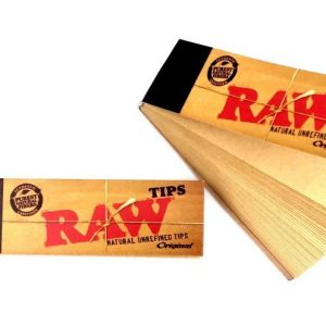 RAW-Filtertips